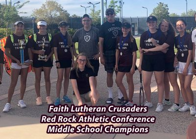 Faith Lutheran Team
